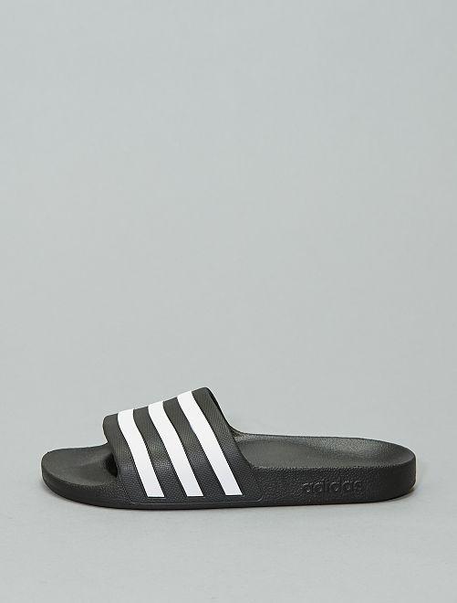 Sandalias de plástico 'Adidas'                                         NEGRO
