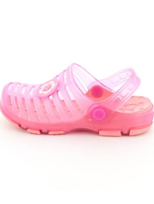 1ada61fa2 Sandalias de plástico flexibles para el agua Chica - rosa - Kiabi ...