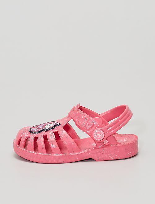 Sandalias de playa                             fucsia