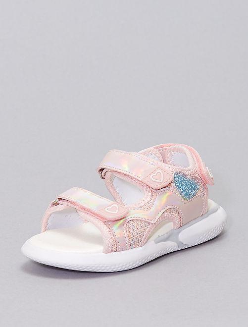 Sandalias deportivas 'Beppi'                             rosa