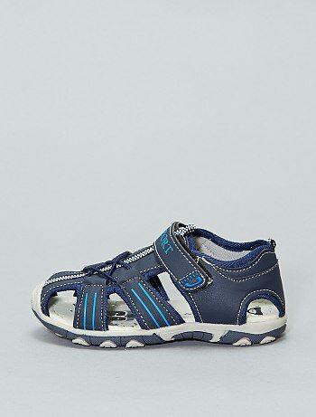 68c30d4a21be5 Niño 0-36 meses - Sandalias deportivas con velcro - Kiabi