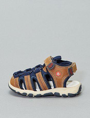 048e5fa0 Niño 3-12 años - Sandalias deportivas con velcros - Kiabi