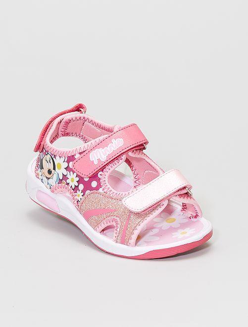 Sandalias deportivas 'Minnie'                             ROSA