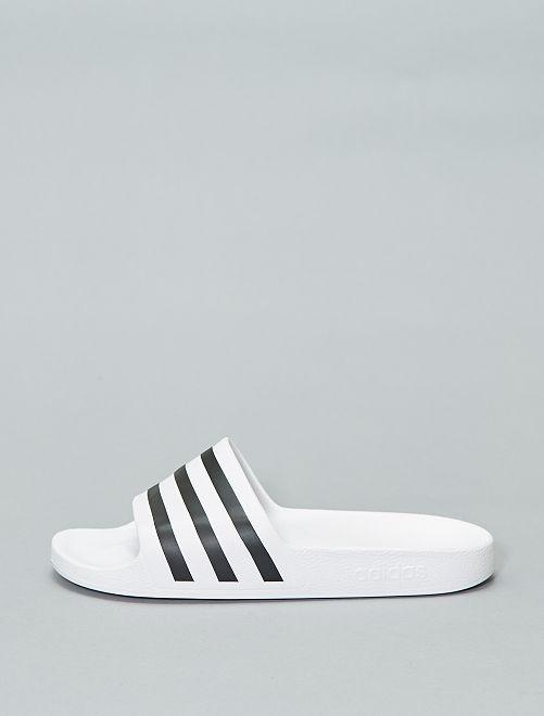 Sandalias para la piscina 'Adidas'                                                     BLANCO Hombre