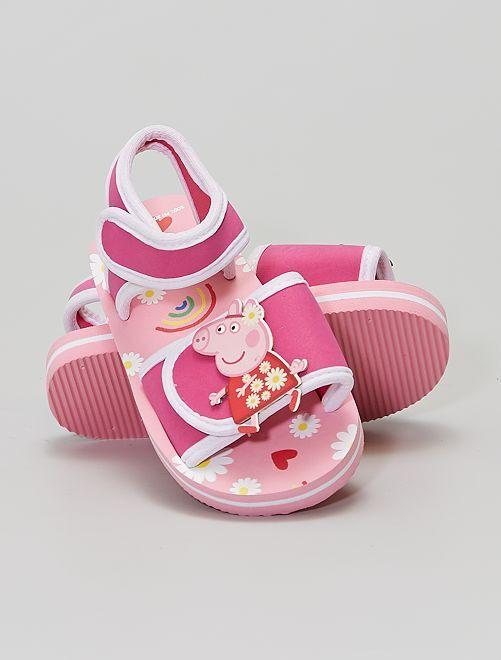 Sandalias 'Peppa Pig'                             ROSA
