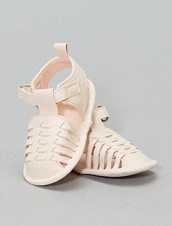 3ff1b46b Rebajas zapatillas bebé | sandalias, manoletinas Bebé niña | Kiabi