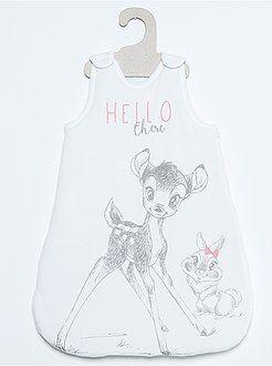 Niño 0-24 meses Saquito de terciopelo 'Disney'