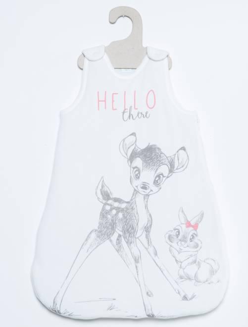 Saquito de terciopelo 'Disney'                                         gris Bebé niña