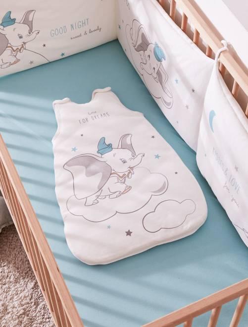 Saquito de terciopelo 'Dumbo'                             BLANCO Bebé niño