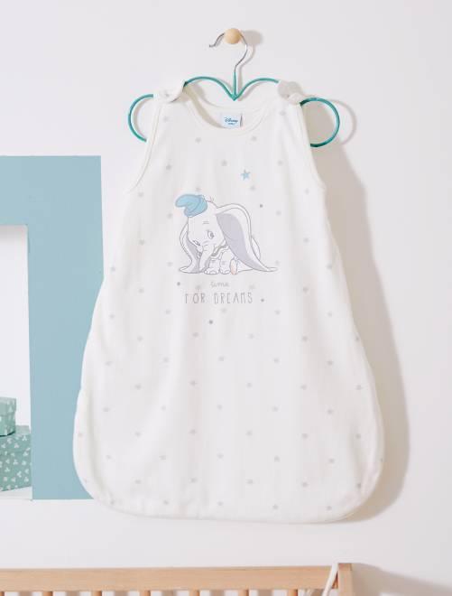 Saquito ligero 'Dumbo'                             BLANCO Bebé niño