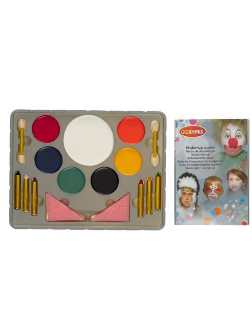 Set de maquillaje + guía                             multicolor Accesorios