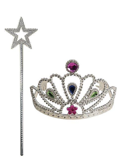 Set de princesa                             plata