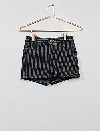 d9c1a4c83 Rebajas short vaquero | pirata | mono | ropa Joven niña | Kiabi