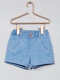 Shorts, bermudas - Short de algodón - Kiabi