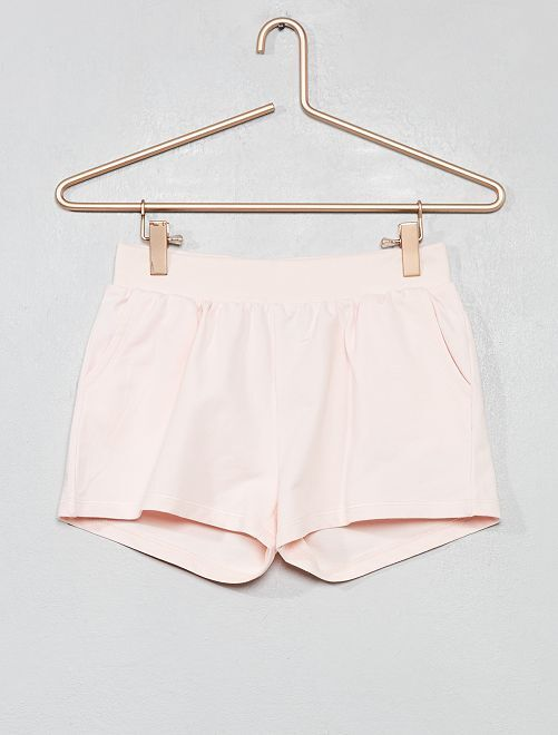 Short de pijama                                         ROSA Joven niña