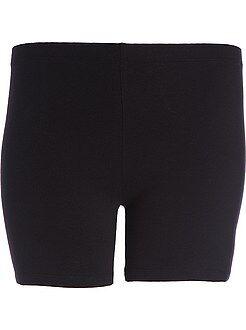 Pantalones cortos, short - Short de punto stretch