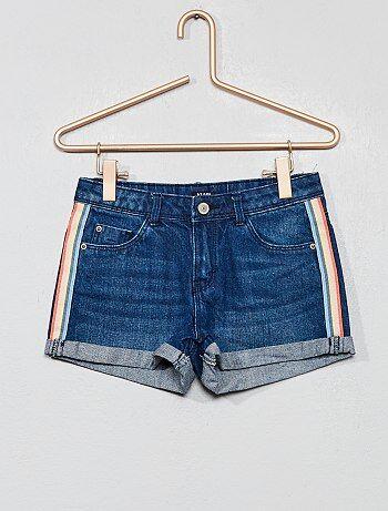 8815750fb Short vaquero nina | Kiabi | La moda a pequeños precios