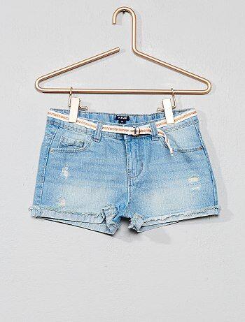 4ad09ff95 Pantalones cortos y shorts Niña | talla 8a | Kiabi