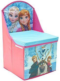 Silla plegable con almacenaje 'Frozen'