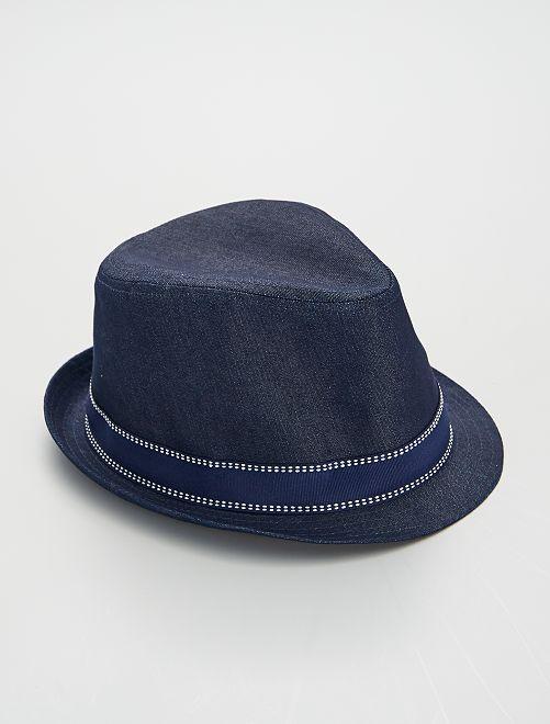 Sombrero borsalino                             azul