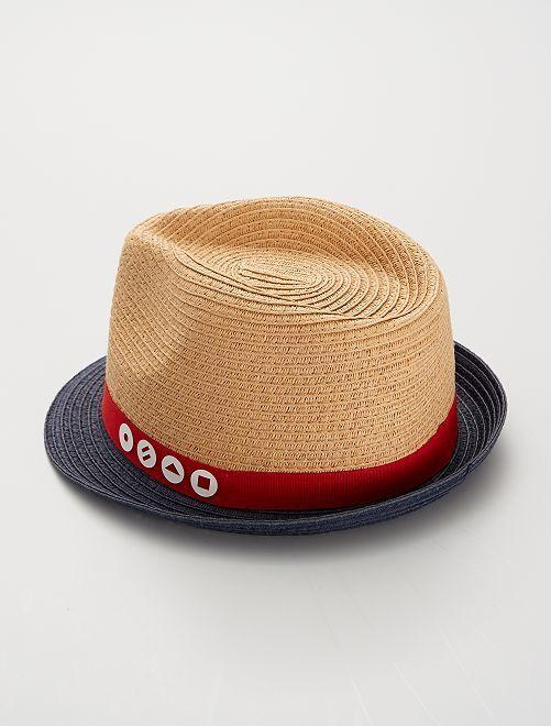 Sombrero borsalino                             BEIGE