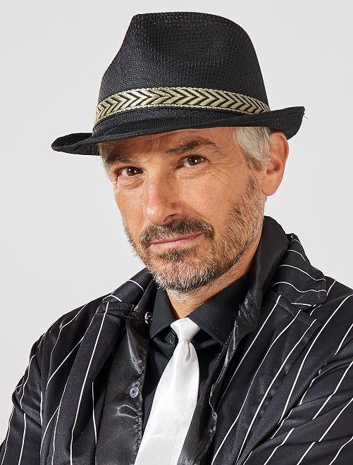 Sombrero borsalino                                                                             negro