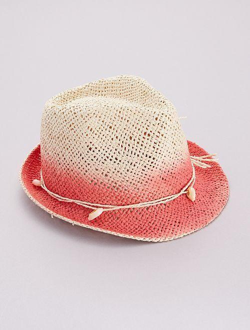 Sombrero borsalino                             ROSA