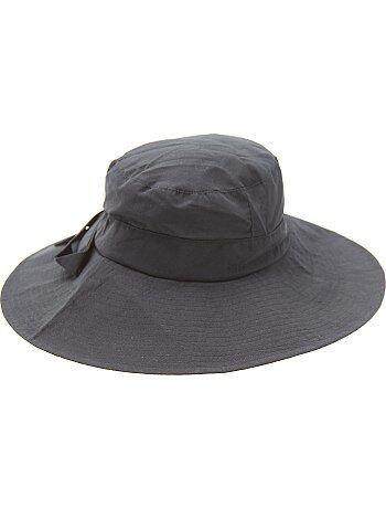 Mujer talla 34 to 48 - Sombrero con lazo - Kiabi