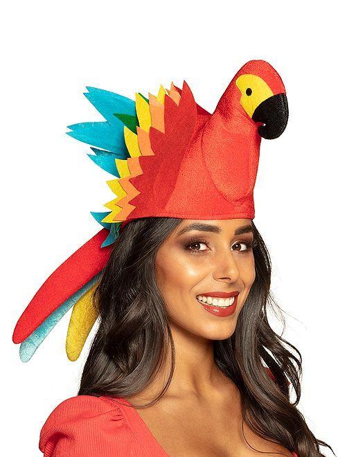 Sombrero con peluca                             BEIGE