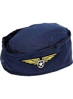 Accesorios - Sombrero de azafata