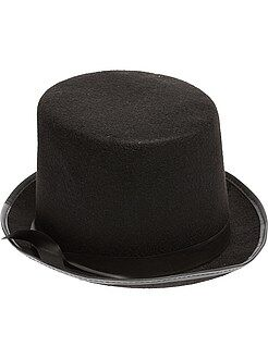 Accesorios - Sombrero de copa liso