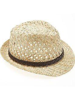 Hombre - Sombrero de paja - Kiabi