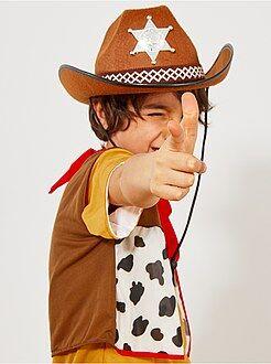 Sombrero infantil de sheriff - Kiabi