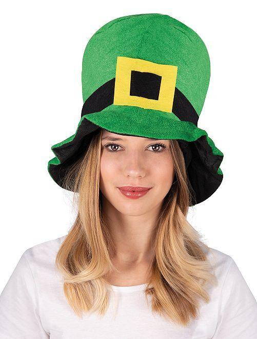 Sombrero irlandés                             verde
