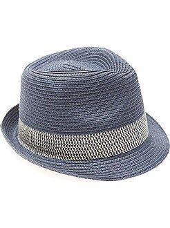 Sombrero tipo borsalino - Kiabi