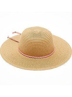 Accesorios - Sombrero tipo borsalino