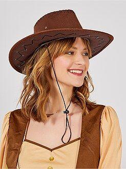 Disfraces hombre - Sombrero vaquero