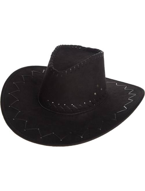 Sombrero vaquero                                                     negro