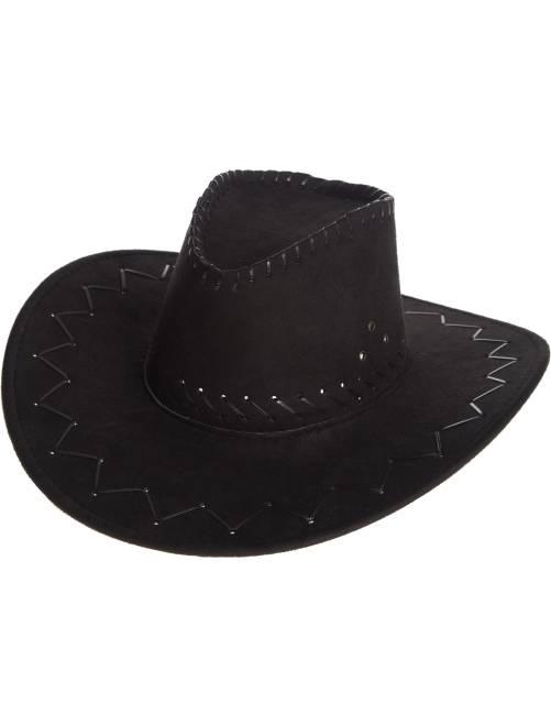 Sombrero vaquero                                                     negro Hombre