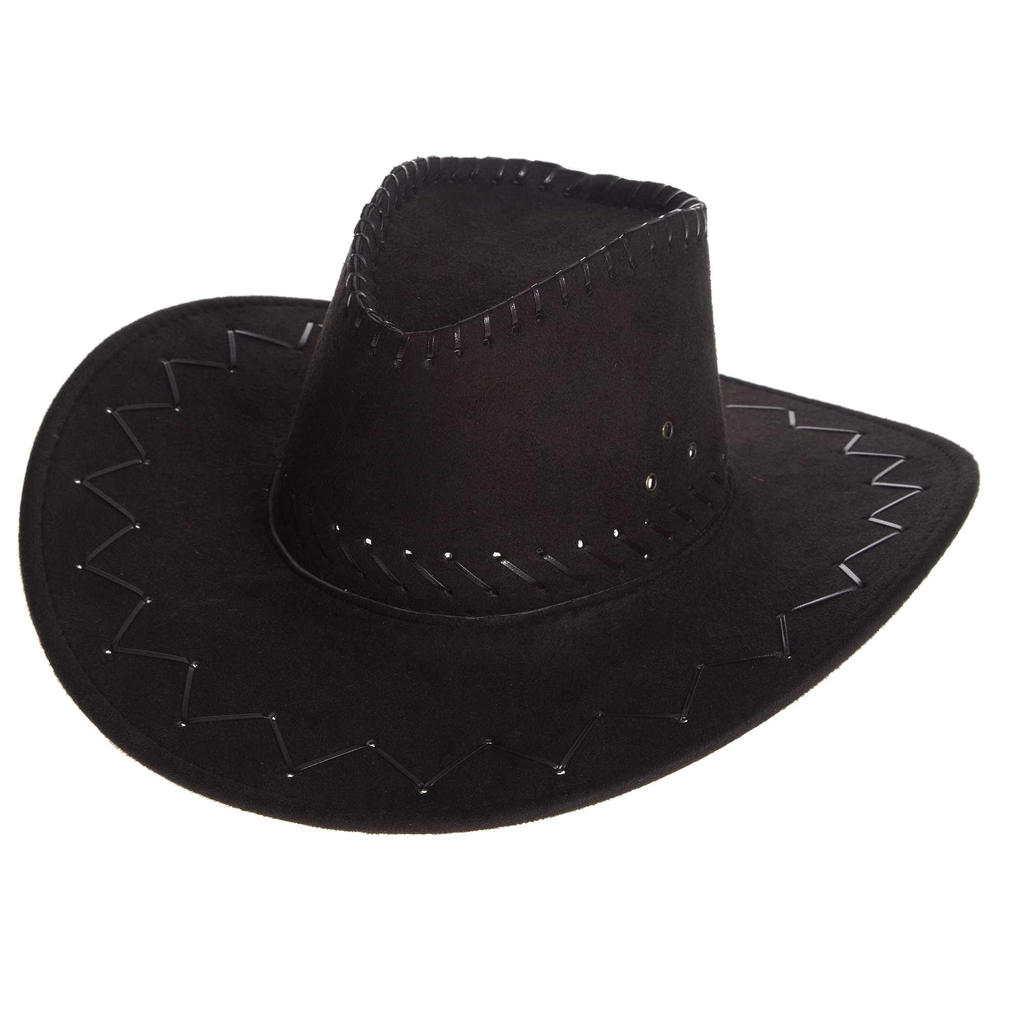 25016d2dcbccd Sombrero vaquero Hombre - negro - Kiabi - 5