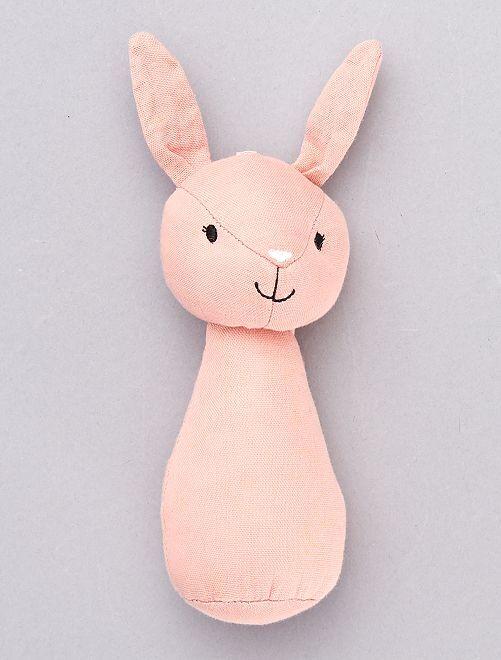 Sonajero de conejo                                         conejo