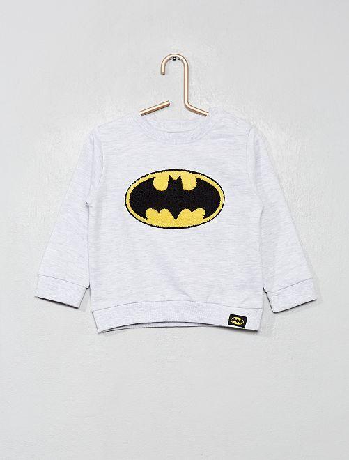 Sudadera 'Batman'                             GRIS