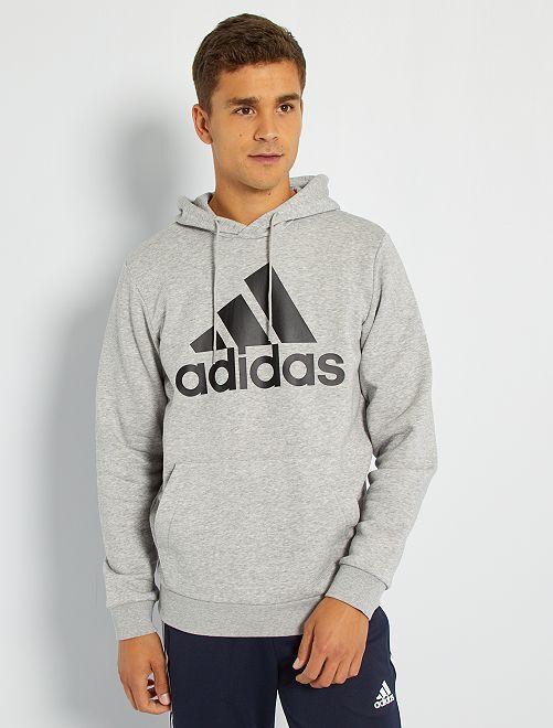 Sudadera con capucha 'Adidas'                             GRIS
