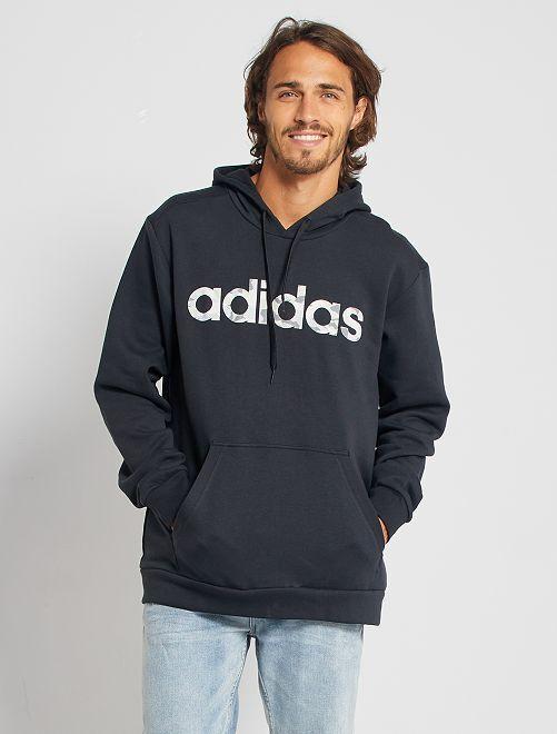 Sudadera con capucha 'Adidas'                             NEGRO