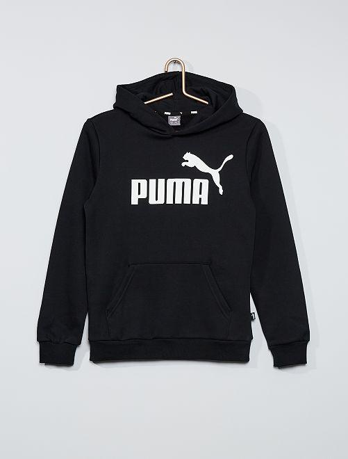 Sudadera con capucha logo 'Puma'                             NEGRO