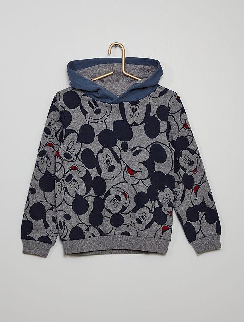 Sudadera con capucha 'Mickey' 'Disney'                                         GRIS