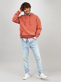 Hombre talla S-XXL - Sudadera con capucha - Kiabi