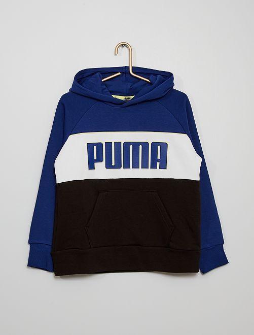 Sudadera con capucha 'Puma' tricolor                             BEIGE
