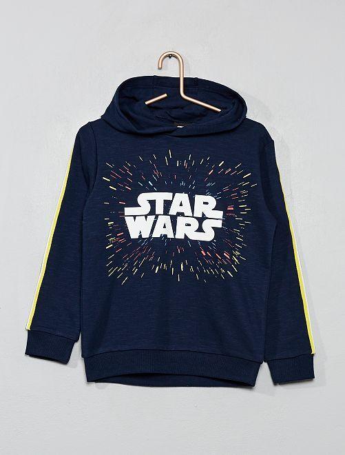 Sudadera con capucha 'Star Wars'                             AZUL