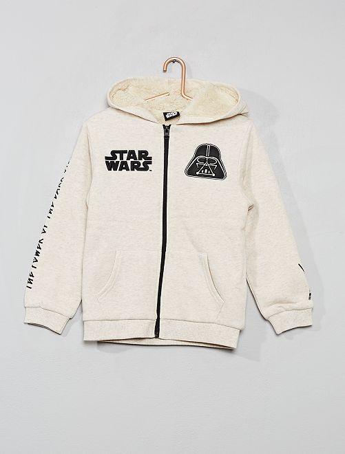 Sudadera con capucha 'Star Wars'                             BEIGE